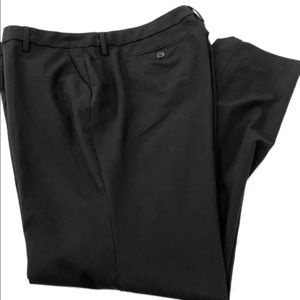 GAP Black Stretch Trousers Sz 16 Straight Fit
